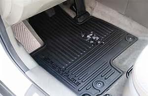 Amazon Com Kia Sportage All Weather Rubber Floor Mats