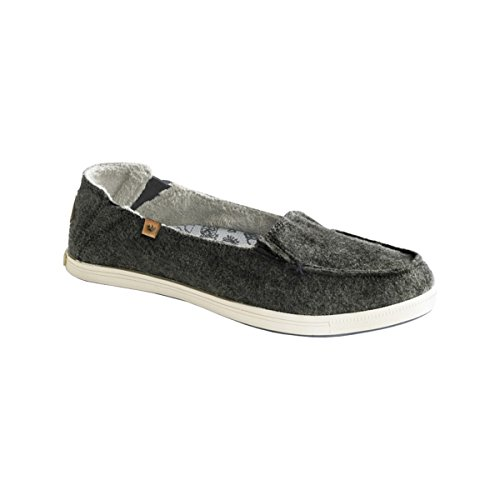 Gipsy Wool Freewaters Footwear Dark Womens Grey Shoes 5qHH1x4