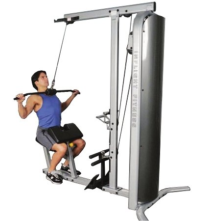 Amazon Com Inflight Finess Lat Pull Row Combo W Shrouds Home