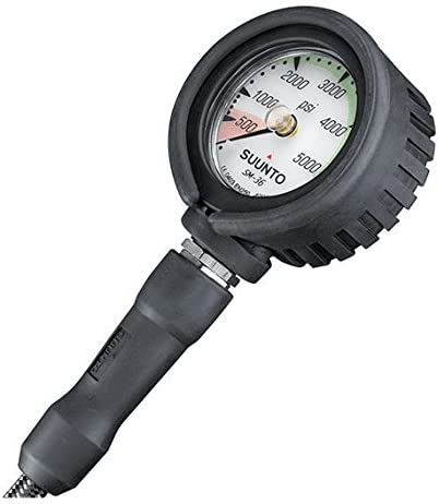 suunto spg with miflex hose