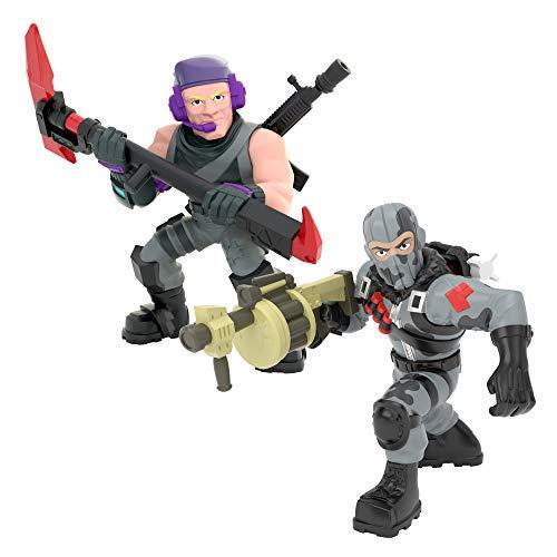 Fortnite Battle Royale Collection: Sub Commander & Havoc Twitch Prime 2 Pack of Action Figures (Amazon Exclusive)