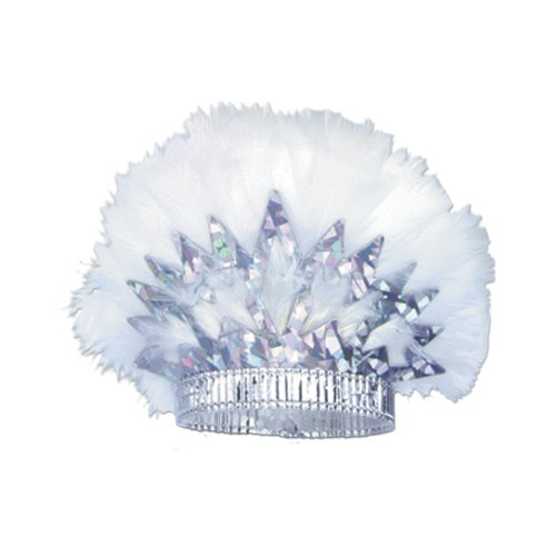 Prismatic Tiaras (silver), 50 Tiaras Per Package by Beistle