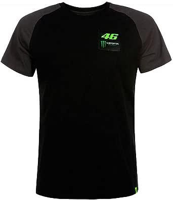 Valentino Rossi Dual Monster Camiseta Hombre