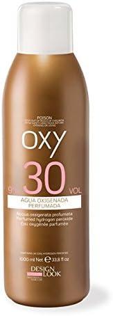 Design Look Agua Oxigenada 30 Vol 1000 mL - Emulsión oxidante