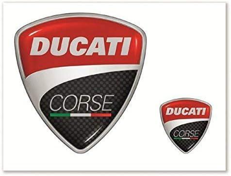 Ducati Corse Pegatina 2 Piezas