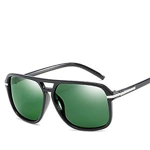 Moda Gafas De Sol Anti-Ultravioleta Al Aire Libre Hipster General Personality Big Box Gafas De Sol De Conducción Big Glasses Blinding Blinding,D-OneSize