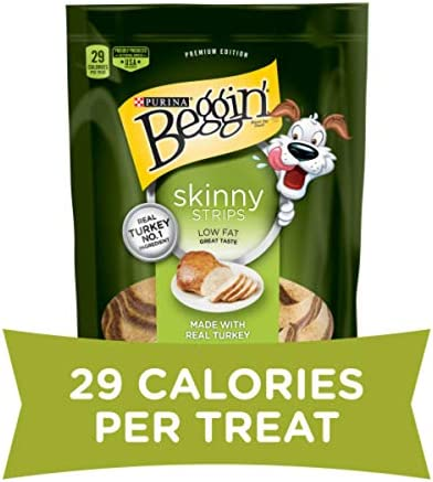 Purina Beggin' Premium Strips Dog Treats