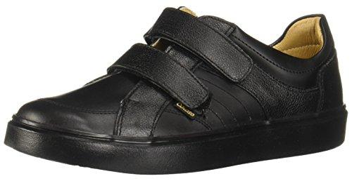 Coloso 6054 Zapatos de Primeros Pasos para Bebé-Niños, Color Piel Negro, 24