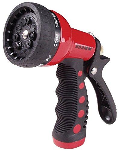 Dramm 80-12701 9 Pattern Red Revolver Spray Gun Nozzle ()