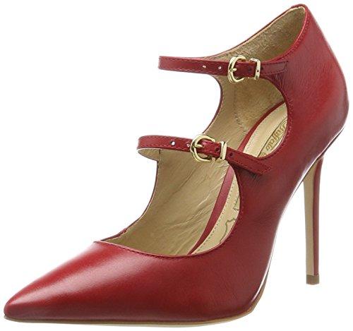 Zs Femme 7369 London Escarpins Buffalo Rouge Semi 16 Cromo Red207 0R5pwqp
