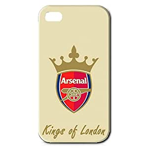 Unique Design FC Arsenal Football Club Phone Case Cover For Iphone 4 3D Plastic Phone Case