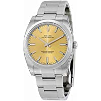 Rolex 114200CSO Oyster Perpetual 34 Men's Automatic Watch