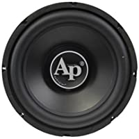 Audiopipe TSPP312D4 12 Woofer, 1600W Max, Dual 4 Ohm