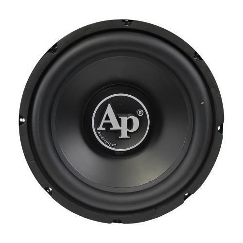 "Audiopipe TSPP312D4 12"" Woofer, 1600W Max, Dual 4 Ohm"
