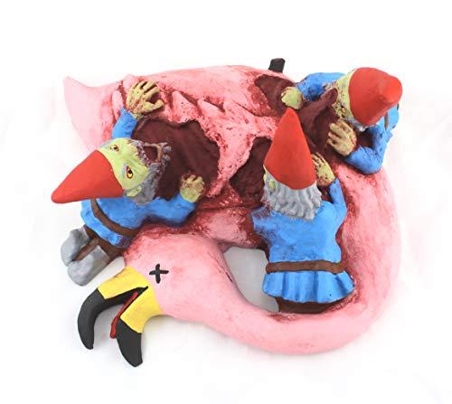 Zombie Gnomes: Bye Bye Birdie -