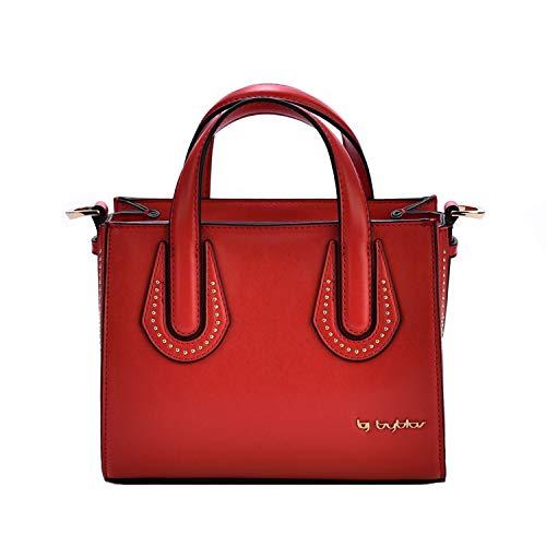 Pour Rouge Piccola Sac Femme Porter L'épaule Byblos À C0BxqYww