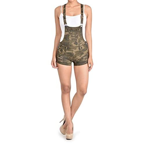 Wholesale G-Style USA Women's Overall Shorts supplier
