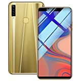 PSFS Unlocked Smartphone,5.0''Ultrathin Android 5.1 Quad-Core 512MB+512MB GSM WiFi Dual SIM Smartphone (Gold)