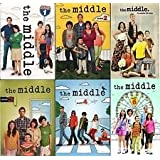 The Middle: The Complete season 1 to 6 1-6. dvd