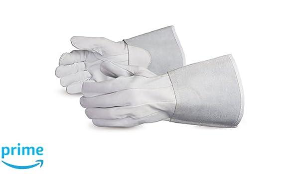 Heat resistant Welding Gloves Precision work TIG WELDING.