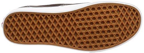 Vrai U Femme Blanc Vans Authentic Gym Pour Chaussures Chocolat De 6qwYvUtUx8