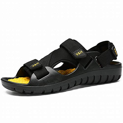 Comfort Caqui Soft Hombre Slip Tamaño Fuxitoggo Fashion Wearable Tarnung color Slipper Eu Sandalias City 40 twnH6a