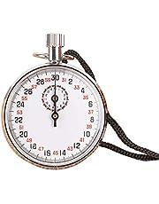 SXJ504 - Cronómetro deportivo mecánico, cronómetro de mano, cronómetro, alarma, cronómetro, cronómetro, para partido deportivo, competición, entrenador, árbitro, entrenamiento, sincronización