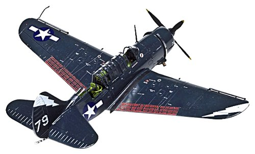 - Academy SB2C-4 Helldiver Model Kit