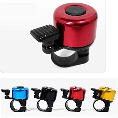 SOHOO New Bicycle Bells Mountain Bike Bell Handlebar Alarm Horn Ring Metal Bicycle Horn Cycling Accessories