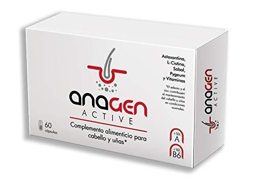 Anagen Active - tratamiento anti-caída de cabello | Complejo con ...