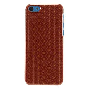 HP Special Solid Figure Pattern Hard Case for iPhone 5C