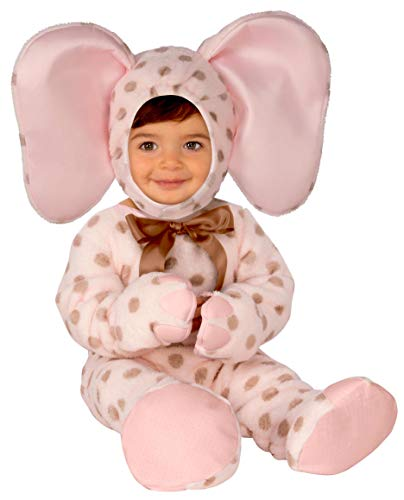 Rubie's Baby Elephant Costume, As Shown, 12-18 Months