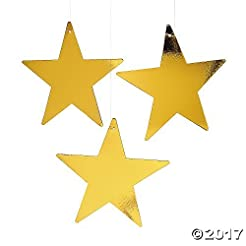Fun Express Gold Star 12