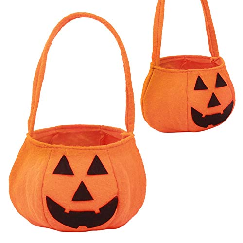 Bag Birthday Gift - Simple Pattern Pumpkin Handheld Bags Candy Halloween Decoration Party Gift 250789 - Supply Diabetes Travel Medical Housekeeping Party Tech Nurses Supplies Cleaning Scho ()