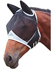 Playdo Horse Fly Mask with Ears