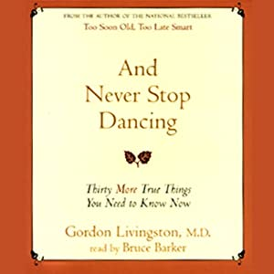And Never Stop Dancing Audiobook