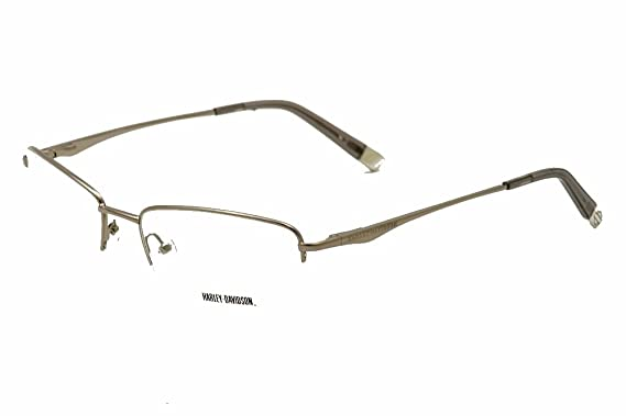 HARLEY DAVIDSON Eyeglasses HD 373 Shiny Gunmetal 58MM at Amazon ...