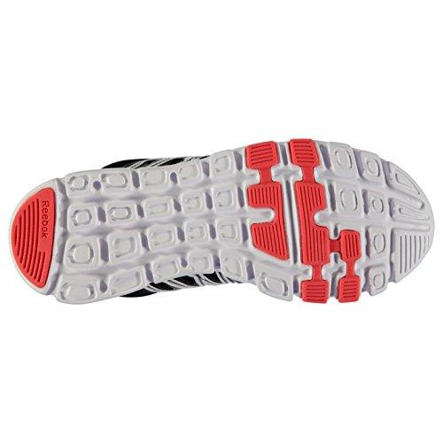 para Reebok deportivo YourFlex Blk mujer Wht de Zapatillas deporte Calzado Cherry Zapatillas 7RqagB
