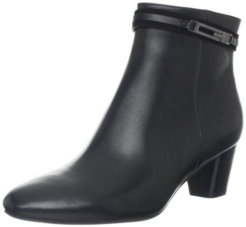 EccoPleven - Zapatillas altas Mujer Negro - negro