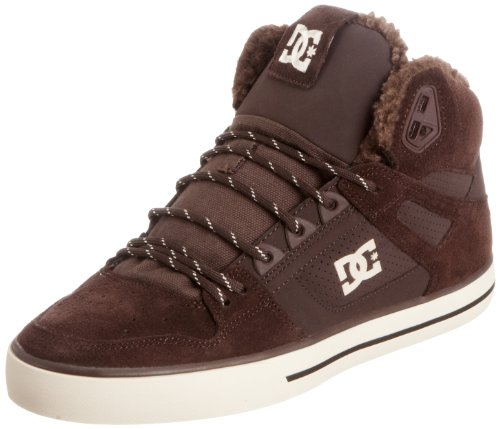 Altas WNT Marrone Hombre Brown DC Shoes WC Zapatillas Spartan High para YnPwIB