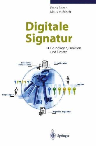 Digitale Signatur: Grundlagen, Funktion und Einsatz