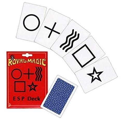 Royal Magic ESP Deck (25 Cards) by Royal Magic: Amazon.es ...