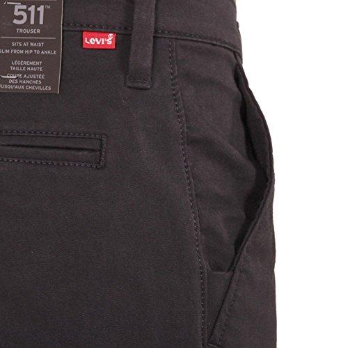 Slate Trouser Commuter 511 Summit Levis Noir wxqgIfUaS
