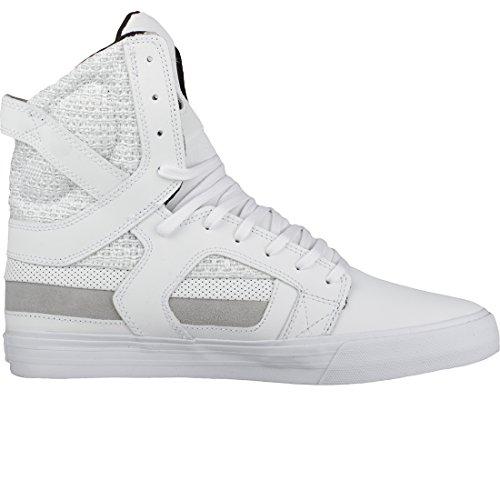 Scarpe Supra Uomo / Sneaker Skytop Ii Bianco
