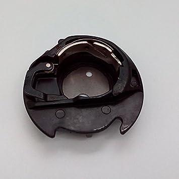 HONEYSEW Recambios Maquina De Coser Domestica caja de bobina Para Bernette Elna Janome Nuevo Hogar #846652009 ...