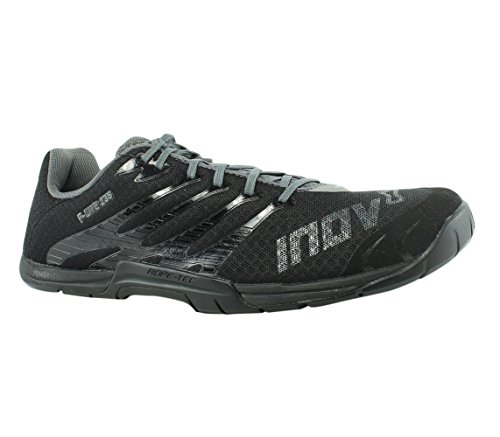 Inov-8 Men's F-Lite 235 Functional Fitness Shoe, Black/Grey, 12.5 M US