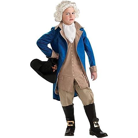 George Washington Kids Costume