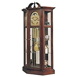Ridgeway 9701 Richardson I Grandfather Clock, Antique Cherry