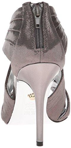 Melizza Donne Vestito Delle Sandalo Peltro Nina 6ZUBx6vqw