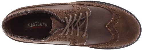 Eastland Mens Richmond Oxford Oliva Camoscio
